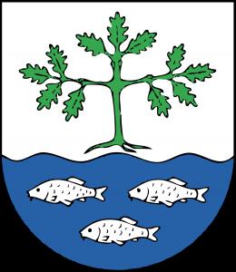 Das Wappen von Großensee